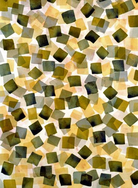 Yellows And Greens  Art | Sharon Bacal - Fine Art
