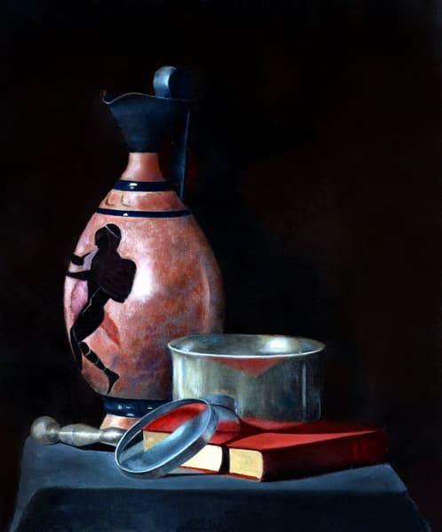 Deja Vu Art   Sharon Bacal - Fine Art
