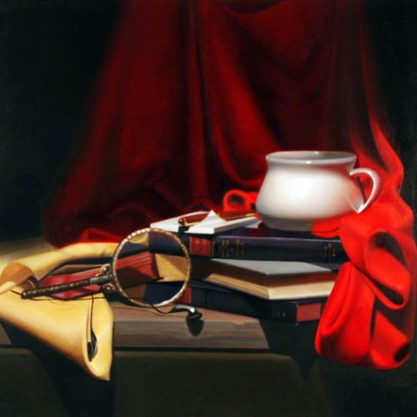 A Modern Still Life Art | Sharon Bacal - Fine Art