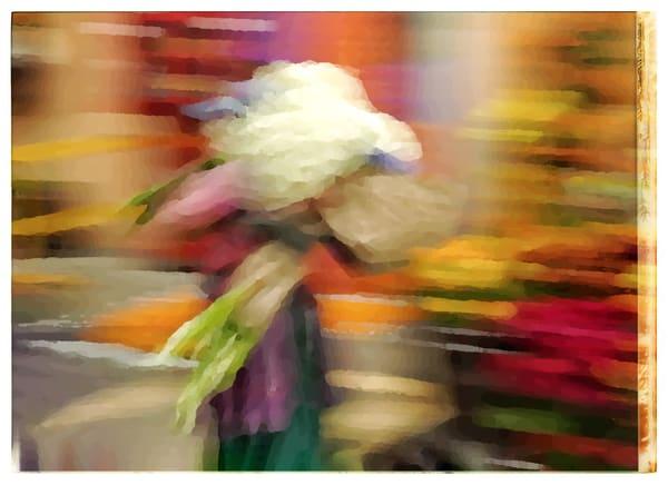 Flower Market Art | Danny Johananoff