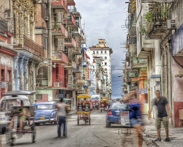 Havana Morning Art | Danny Johananoff