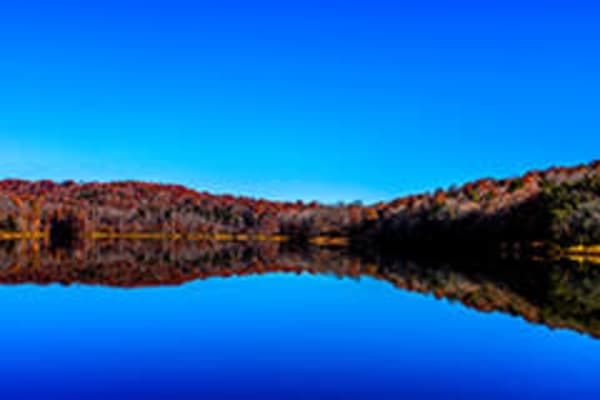 Calm Reflections, Mo (Metal Limited Edition) Photography Art | Creighton Images