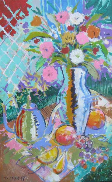 Morning Table Art   terrycrump