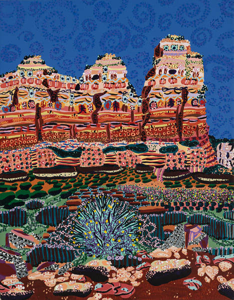 Sedona Art | Goldwoman Fine Art
