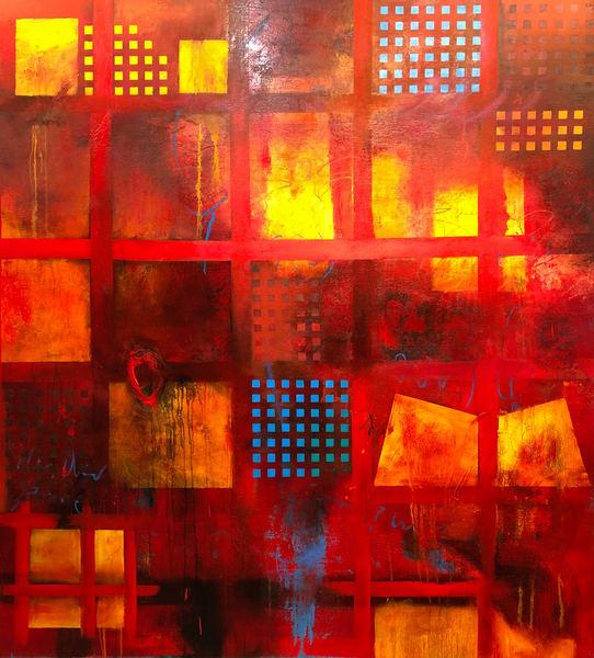 Red House  Art | Adam Shaw Gallery