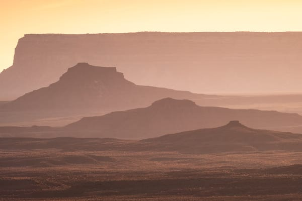 Four Buttes, Valley Of Gods Photography Art | John Gregor Photography