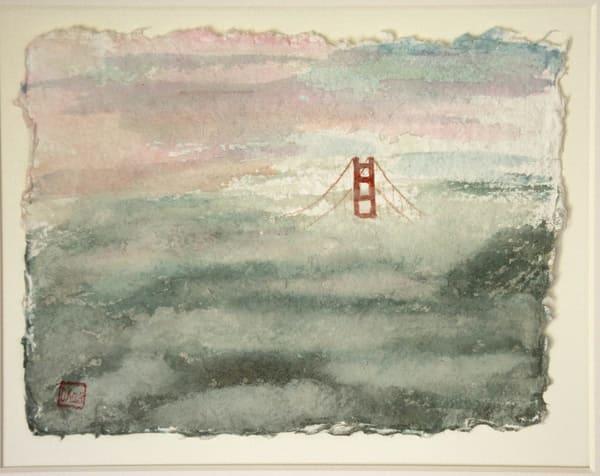 Foggy Bridge || Art | donnadacuti