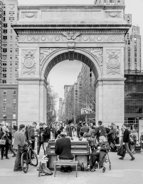 Sunday In Washington Square Park Photography Art | Cid Roberts Photography LLC