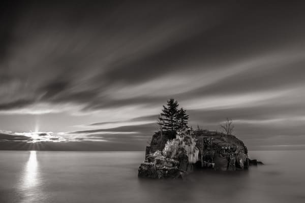 Hollow Rock, Lake Superior  Photography Art | John Gregor Photography