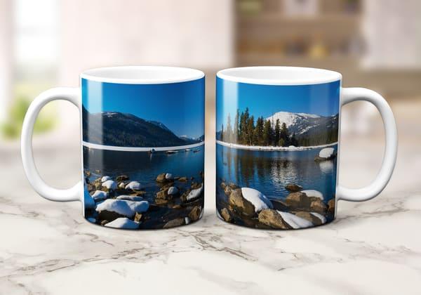 Lake Wenatchee 11oz Mug | Call of the Mountains Photography