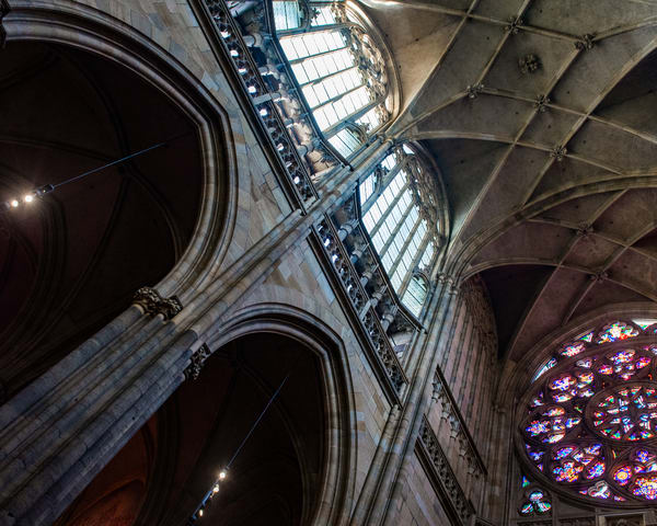 Light in the Cathedral  - Art print - Tamea Photography