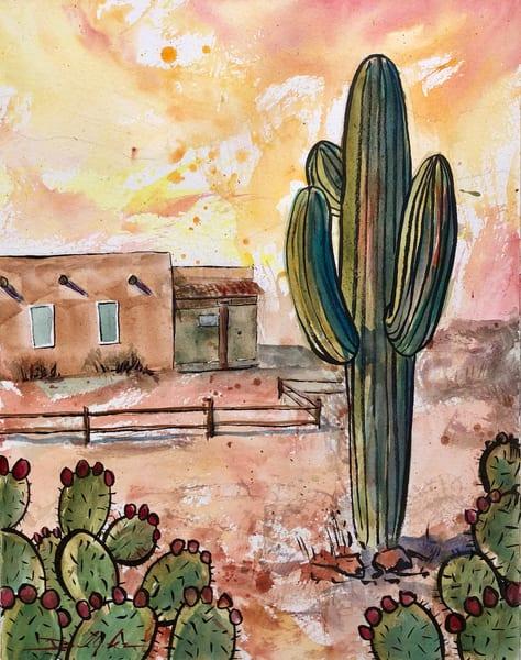 Sonoran Barrio Art | Danielsartwork