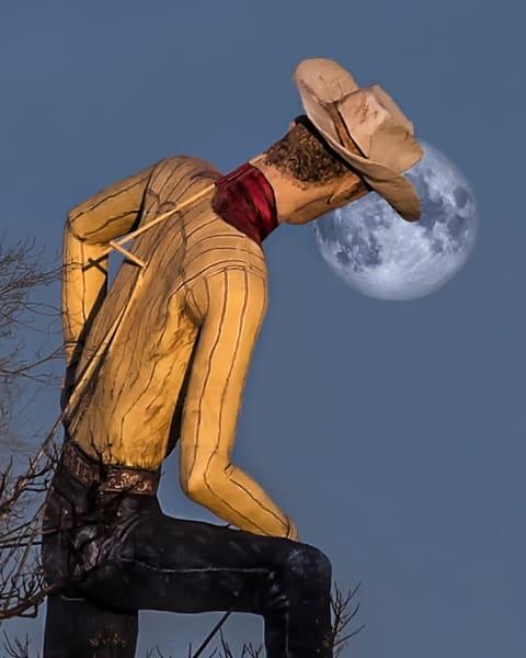 Staring At The Moon Photography Art | Jim Livingston Art