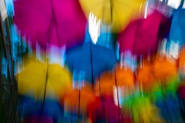 Arts Fest Umbrella Art | Brandon Hirt Photo