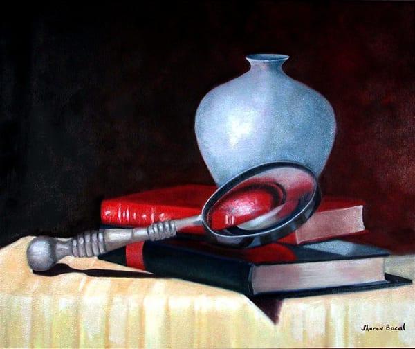 Upon Closer Examination Art   Sharon Bacal - Fine Art