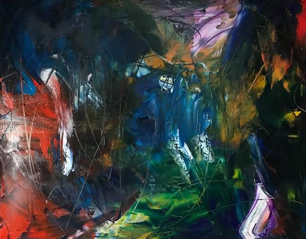 Light Breaks Art   Jerry Hardesty Studio