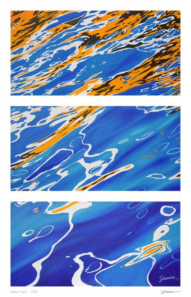High Tide Limited Edition Print Art | juliesiracusa