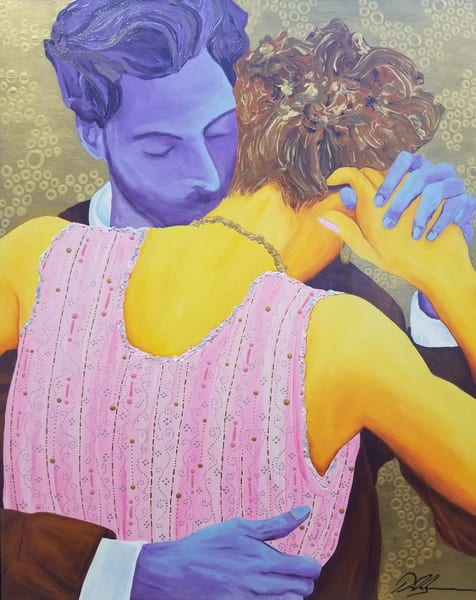 Whispering Tango Art | TAVolgenau