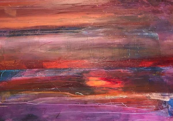 Sunset Art   Jerry Hardesty Studio