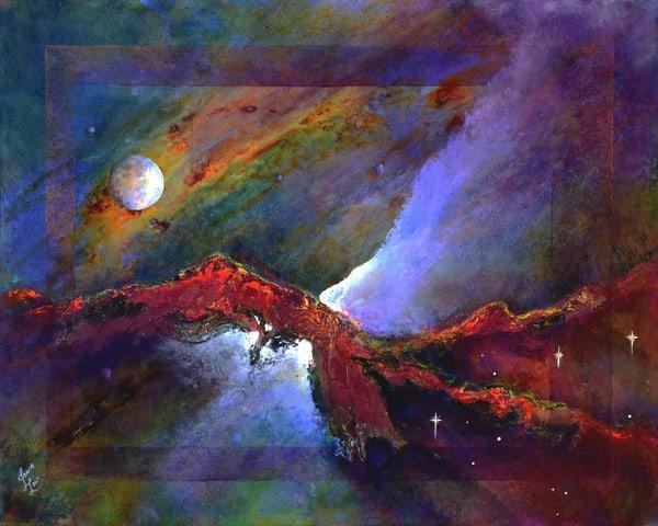 Enigma Original Art | Metaphysical Art Gallery