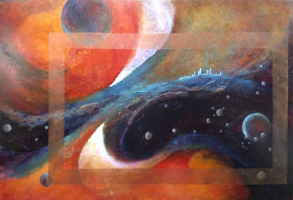 Esoteric Array Original Art | Metaphysical Art Gallery