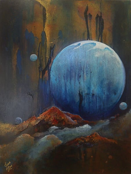 Mad World Original Art | Metaphysical Art Gallery