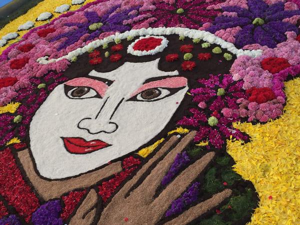 'festivale Di Fiorata, Noto, Sicily'( 1.) Art | Cera Arts