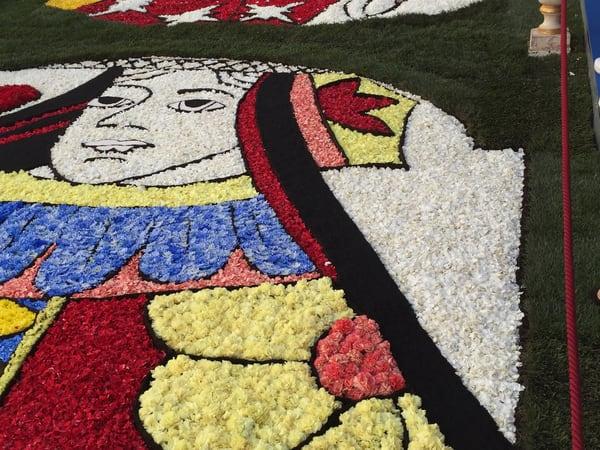 'festivale Di Fiorata, Noto, Sicily' Art | Cera Arts