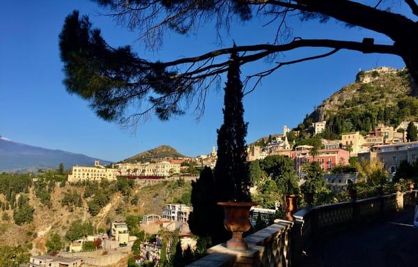 'toarmina, Sicily' Art | Cera Arts