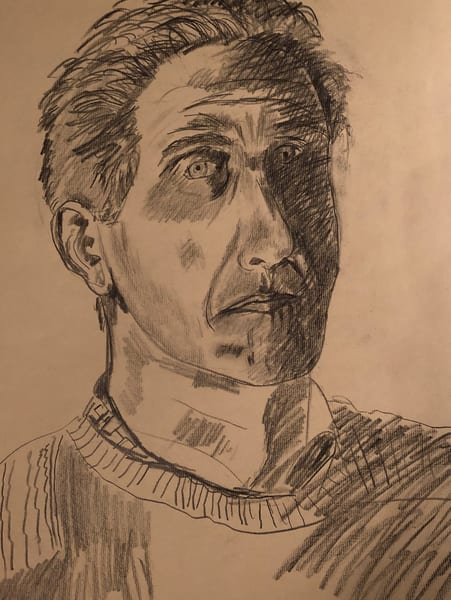 'self Portrait' I Art   Cera Arts