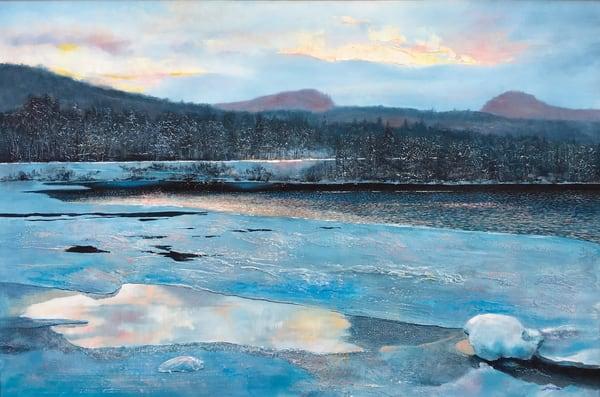 Achigan Winter Art | MANTHA DESIGN