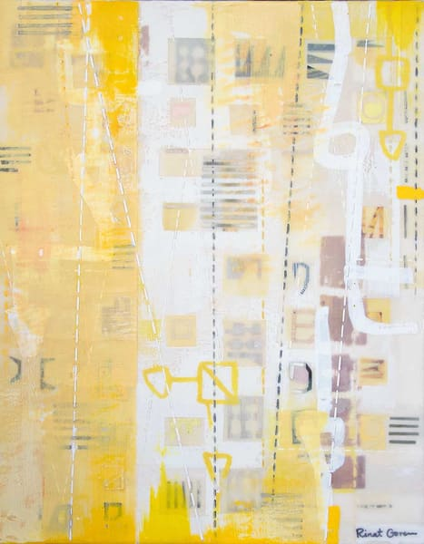 Debate Is Welcome Here 1 Art | Rinat Goren