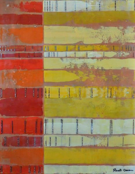 Debate Is Welcome Here 4  Sold Art | Rinat Goren