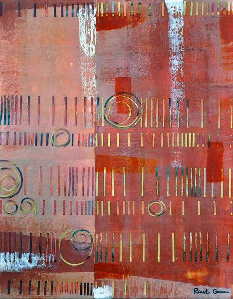 Debate Is Welcome Here 7  Sold Art | Rinat Goren