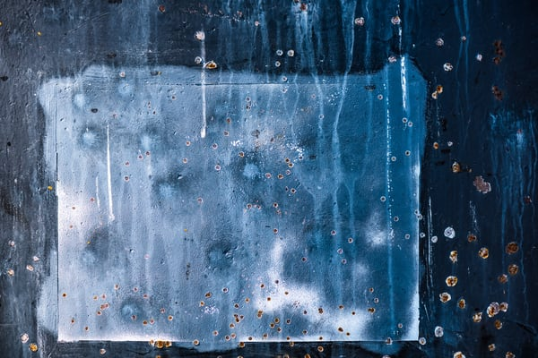 Blue Ice Constellations Photography Art   Monty Orr Photography