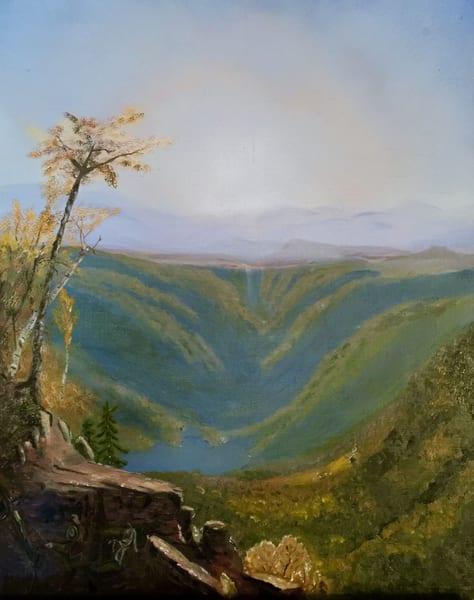Homage To Gifford  Art | Scott Dyer Fine Art