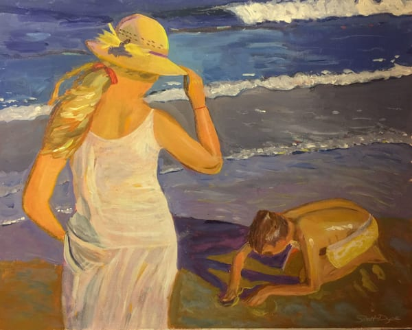 Homage To Sorolla  Art | Scott Dyer Fine Art
