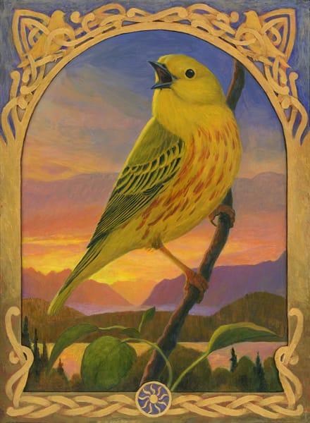 Song Of The Sun Art | Studio Girard