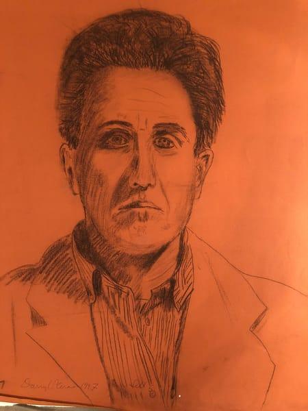 'self Portrait Iii' Art   Cera Arts