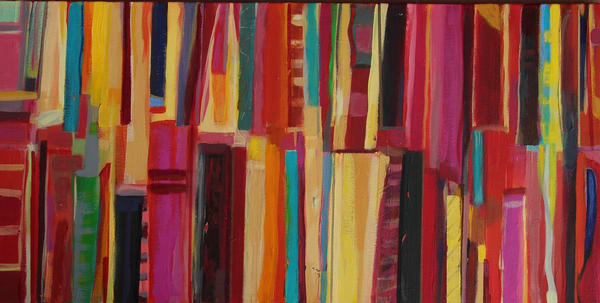 The Hanging   Files Art | All Together Art, Inc Jane Runyeon Works of Art