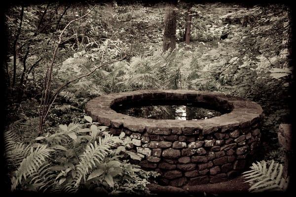 Stone Pool Photography Art | David Frank Photography