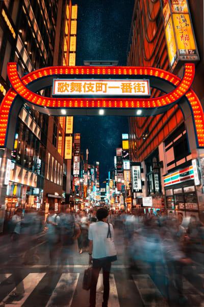 Tokyo Nights, Matej Silecky Photography