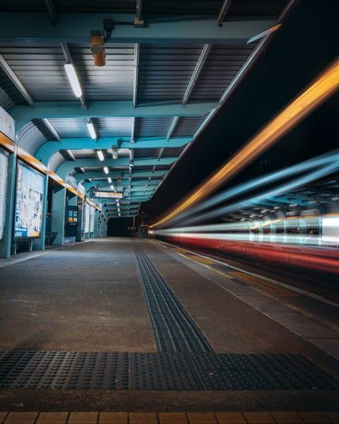 Tokyo Nights, Matej Silecky Photography, Japan, Bullet Train