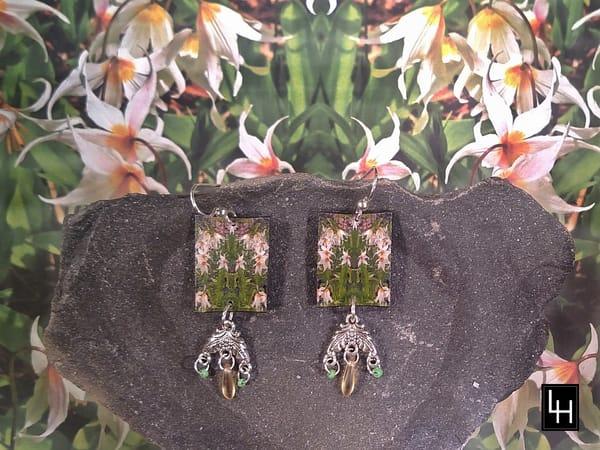 Mirror 409_No. 2 Earrings