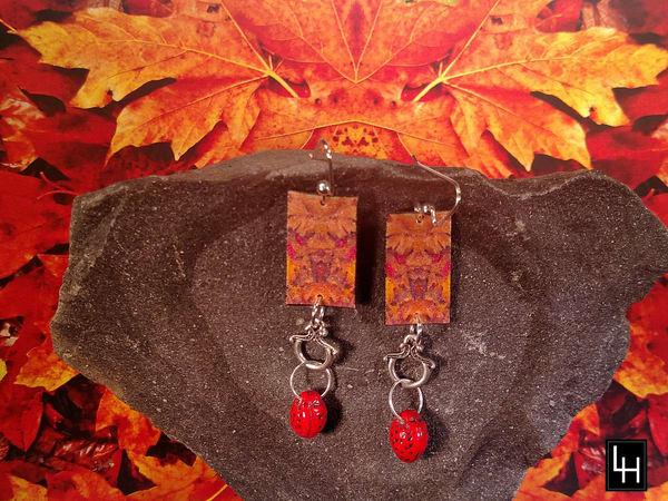 Mirror 535_No. 2 Earrings
