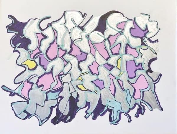 Crowded  Art | MatteoArt