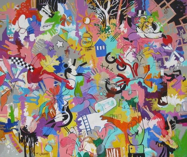 Pocketful Art | terrycrump