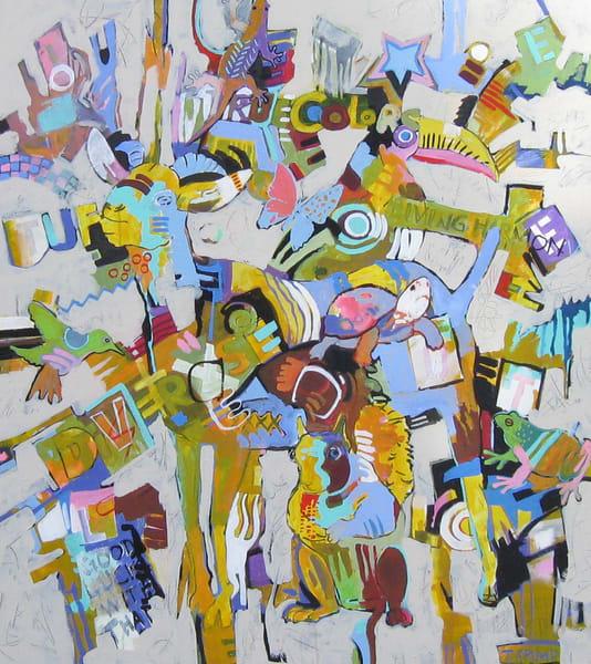 Community Relations Art | terrycrump