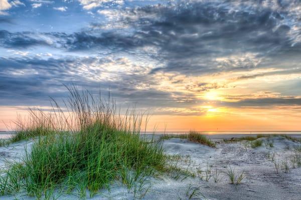 Sand Dune Sunrise