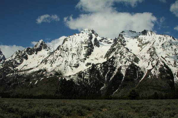 Grand Tetons National Park Art | DocSaundersPhotography